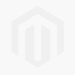Fauteuil Byron Bay Bambou & Coussin Blanc - 100 cm