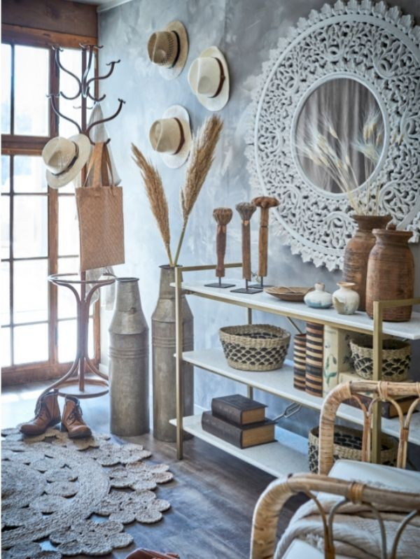 affari-of-sweden-baton-a-beurre-sur-pied-bois-metal-naturel-brocante-ambiance-vintage