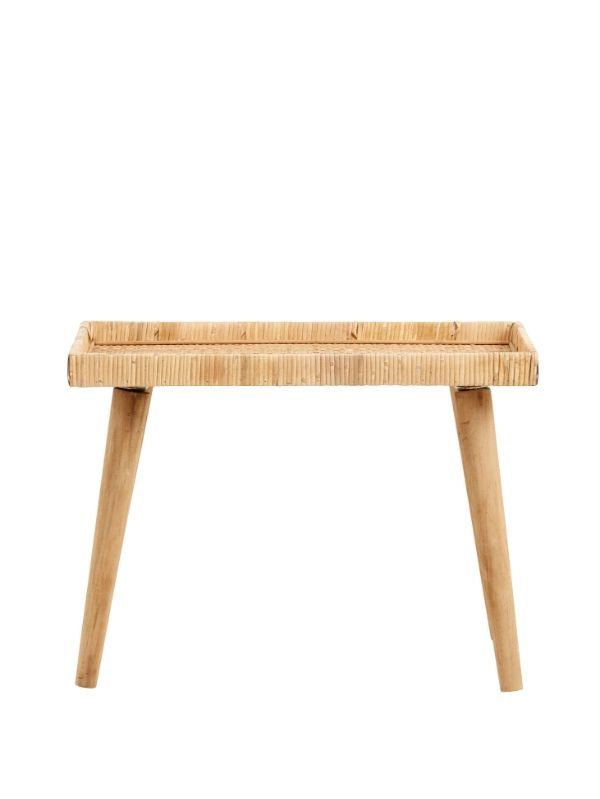 Table d'Appoint Rotin Naturel Nordal - 60 cm