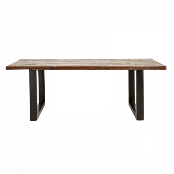 Table Metal & Bois - 220 cm