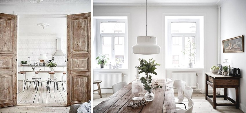 Blog d co nordique for Decoration interieur scandinave