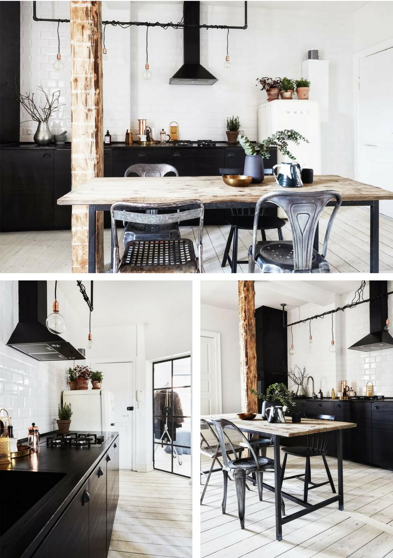 Bien Agencer Un Petit Appartement blog déco nordique - aménager un appartement de 54m2 : les